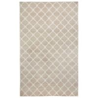 Capel Rugs Cococozy Picket Handknotted 9-Foot x 13-Foot Area Rug in Champagne