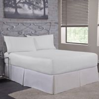 Bed Tite™ 500-Thread-Count Cotton Rich Queen Sheet Set in White