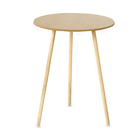 "20"" Round Decorator Table - Bed Bath & Beyond"