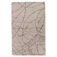 Jaipur Denali 8-Foot x 10-Foot Area Rug in Grey/Silver