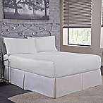 Bed Tite™ 300-Thread-Count Cotton Queen Sheet Set in White
