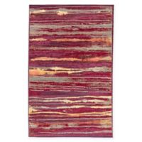 Jaipur Zariel 7-Foot 8-Inch x 10-Foot Area Rug in Raspberry