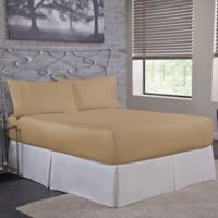 Bed Tite™ 300-Thread-Count Cotton California King Sheet Set in Taupe