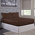 Bed Tite™ 300-Thread-Count Cotton King Sheet Set in Chocolate