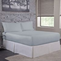 Bed Tite™ 800-Thread-Count Cotton Rich Queen Sheet Set in Light Blue