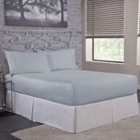 Bed Tite™ 800-Thread-Count Cotton Rich Queen Sheet Set in Light Blue
