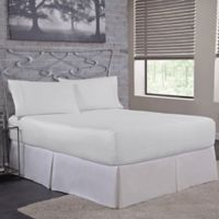 Bed Tite™ 800-Thread-Count Cotton Rich King Sheet Set in White