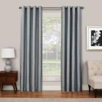 SolarShield® Abingdon 84-Inch Grommet Top Room Darkening Window Curtain Panel in Spa