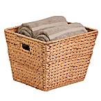 Honey-Can-Do® Towel Basket in Natural