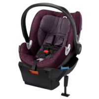 Cybex Platinum Aton Q Plus Infant Car Seat in Grape Juice