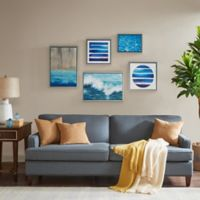 Madison Park® Water Tide Gallery Arts 5-Piece Set