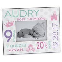 Sweet Baby Girl 4-Inch x 6-Inch Picture Frame