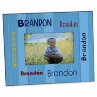 That's My Name 4-Inch x 6-Inch Boy's Picture Frame