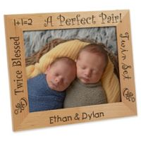 A Perfect Pair 8-Inch x 10-Inch Twin Frame