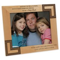 A Special Step-Dad 8-Inch x 10-Inch Picture Frame