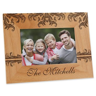 Buy Family 4-Inch x 6-Inch Picture Frame from Bed Bath & Beyond