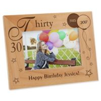 Birthday Memories 4-Inch x 6-Inch Picture Frame