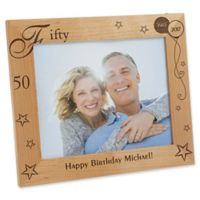 Birthday Memories 8-Inch x 10-Inch Picture Frame