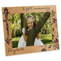 First Communion 8-Inch x 10-Inch Picture Frame