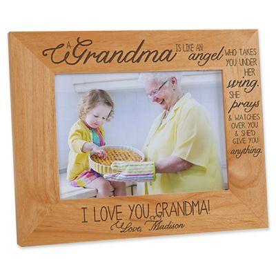 Grandma Photo Frames from Buy Buy Baby