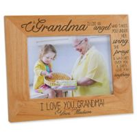 Special Grandma 5-Inch x 7-Inch Picture Frame