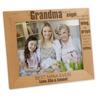 Special Grandma 8-Inch x 10-Inch Picture Frame