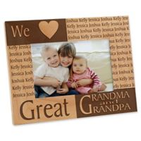 Great Grandparent 4-Inch x 6-Inch Picture Frame