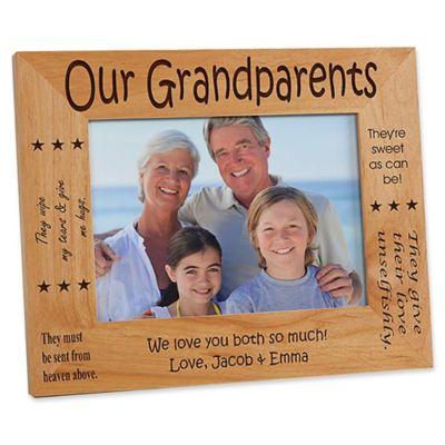 Buy Grandparent Frames from Bed Bath & Beyond