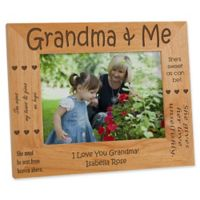 Sweet Grandparents 5-Inch x 7-Inch Picture Frame