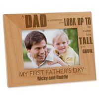 Special Dad 4-Inch x 6-Inch Picture Frame