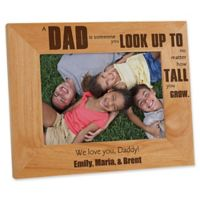 Special Dad 5-Inch x 7-Inch Picture Frame
