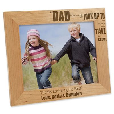 buy dad picture frames from bed bath beyond
