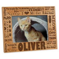 Good Kitty 5-Inch x 7-Inch Picture Frame