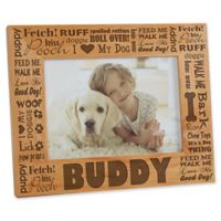 Good Dog! 5-Inch x 7-Inch Picture Frame