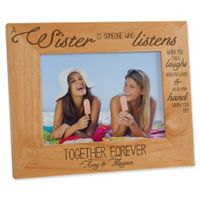 Special Sister 5-Inch x 7-Inch Picture Frame