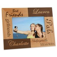 Best Friends 4-Inch x 6-Inch Picture Frame