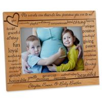 Definition of Mom 5-Inch x 7-Inch Picture Frame