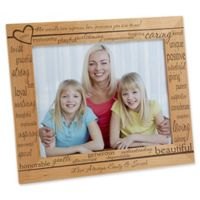 Definition of Mom 8-Inch x 10-Inch Picture Frame