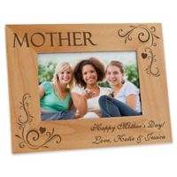Loving Hearts 4-Inch x 6-Inch Picture Frame