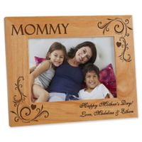Loving Hearts 5-Inch x 7-Inch Picture Frame