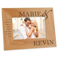The Perfect Couple 4-Inch x 6-Inch Picture Frame