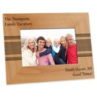 Simplicity Write Your Message 4-Inch x 6-Inch Picture Frame