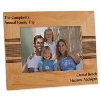 Simplicity Write Your Message 5-Inch x 7-Inch Picture Frame