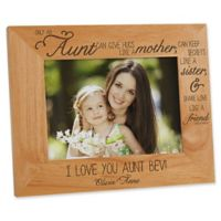 Special Aunt 5-Inch x 7-Inch Picture Frame