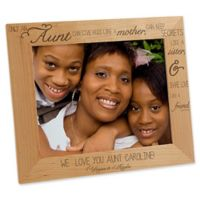 Special Aunt 8-Inch x 10-Inch Picture Frame
