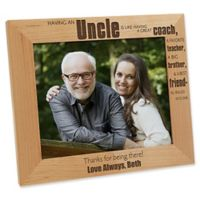 Special Uncle 8-Inch x 10-Inch Picture Frame