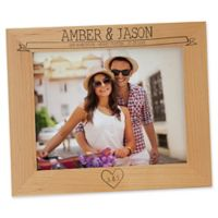 Honeymoon Memories 8-Inch x 10-Inch Picture Frame