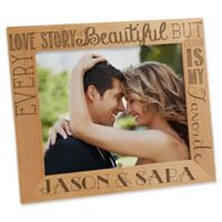 Love Quotes 8-Inch x 10-Inch Picture Frame