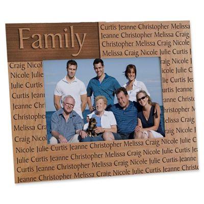 Family Frames from Buy Buy Baby