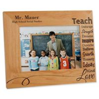 Our Teacher 5-Inch x 7-Inch Picture Frame